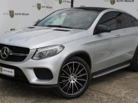 Mercedes Benz GLE 43 AMG  4matic coupe