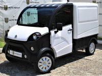 Aixam e-Truck Van